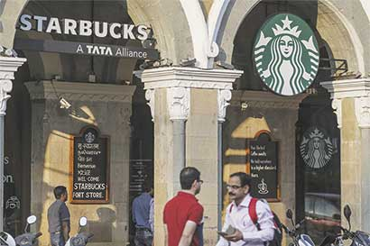 Starbucks abrirá 12 mil locales en el mundo