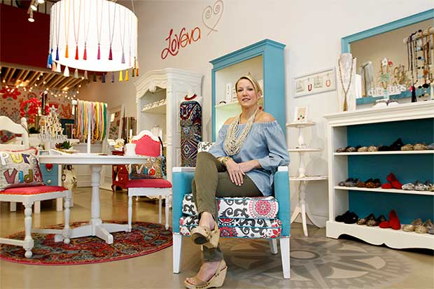 Loveva incentiva el diseño y confección artesanal