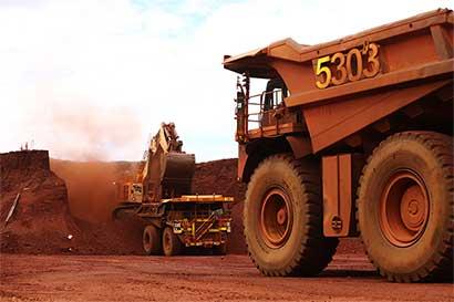 Repunta el precio internacional del hierro