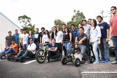 Estudiantes del Tec diseñarán vehículos eléctricos