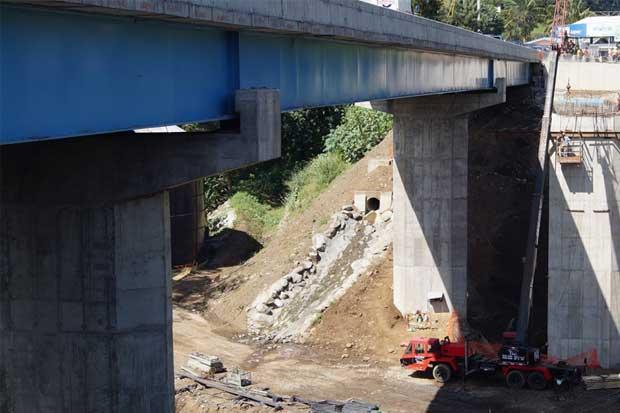Puente sobre el Virilla en sector cerca de Pozuelo tiene avance del 35%