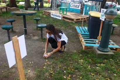 Movimiento ambiental motiva a recoger desechos de las calles