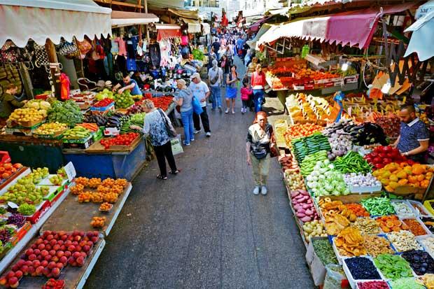 Comida israelí tendrá su festival gastronómico