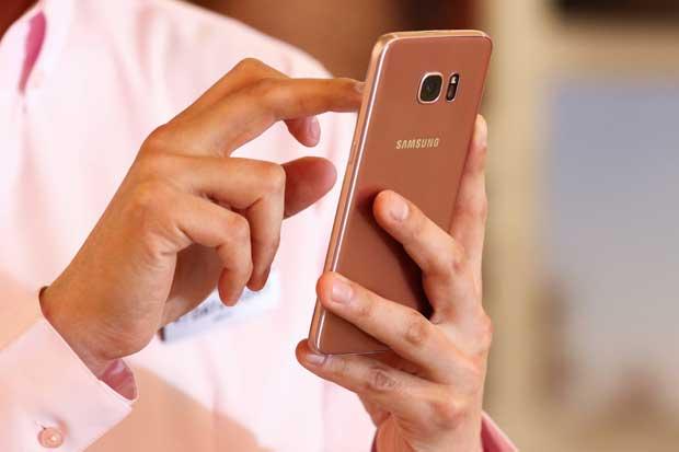 Samsung podría incluir diseño de pantalla total para Galaxy S8