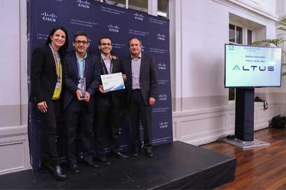 Empresa tica de software es la mejor de Latinoamérica, según Cisco