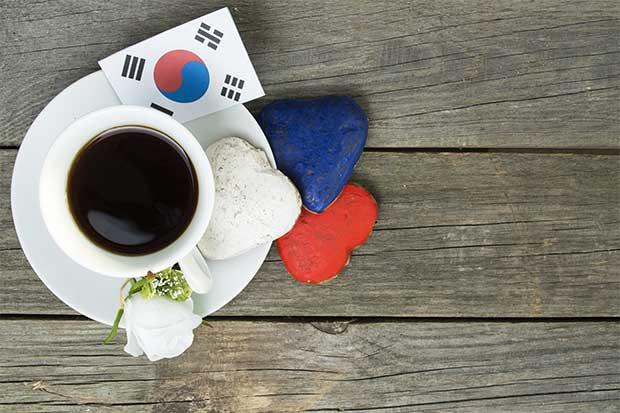 Café y alimentos procesados, ganadores en TLC con Corea
