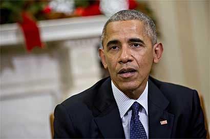 Obama ordena investigar ciberataques relacionados con elección
