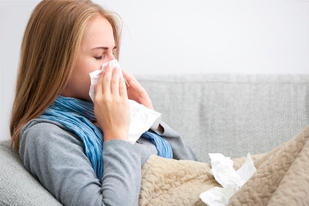 Caja lista para enfrentar aumento de enfermedades respiratorias