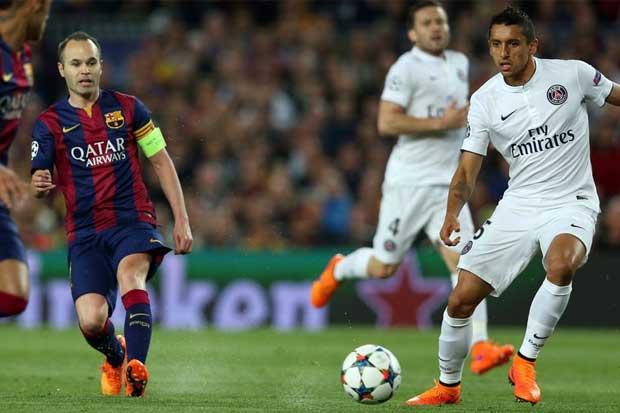 Real Madrid-Napoli y PSG-Barcelona, destacados en octavos de Champions League