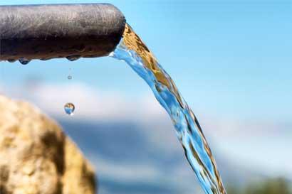 Plantas de tratamiento de aguas no pagarán impuestos