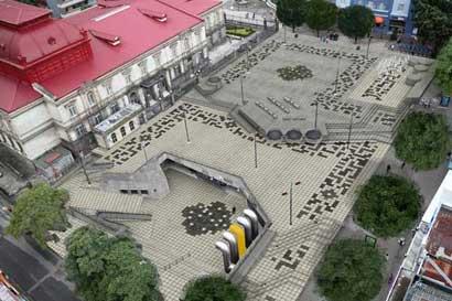 Fuente de Plaza de la Cultura se desactivará durante celebraciones de navidad