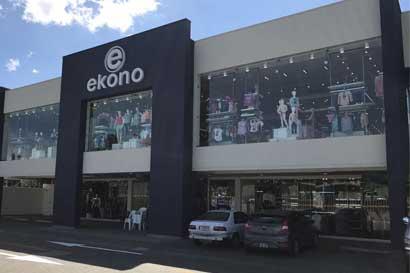 Ekono abrió local en San José con nuevo concepto