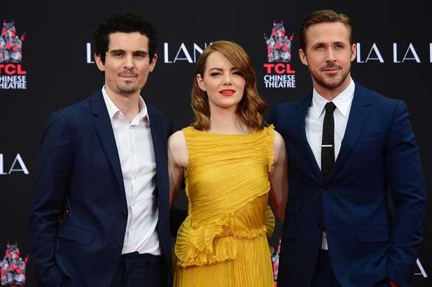 """Musical """"La La Land"""" lidera nominaciones al Globo de Oro"""