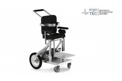 ErgoTEC diseñó vehículos para menores con parálisis cerebral