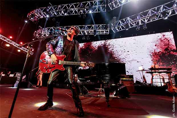Fito Páez ofrecerá concierto en marzo en Costa Rica