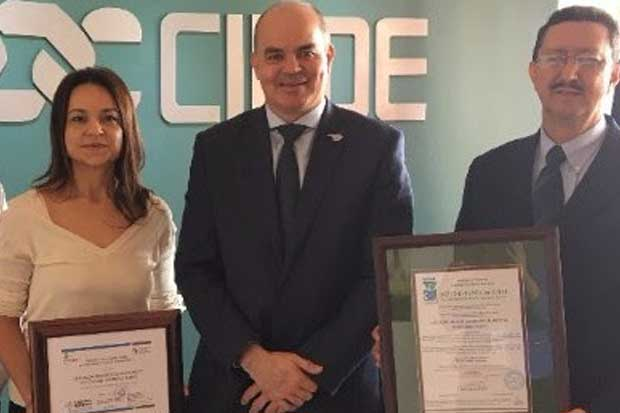 Cinde recibió certificación de Carbono Neutral
