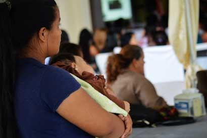 315 jóvenes madres se forman en tecnologías
