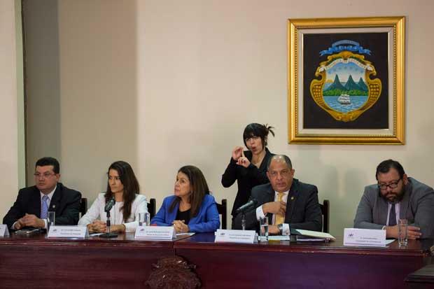 Gobierno prioriza reconstrucción de zonas afectadas por Otto para 2017