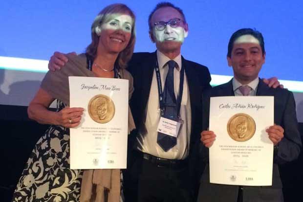 Profesores de Incae ganan premios por trabajos de investigación
