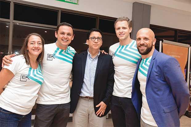 Líderes costarricenses comparten sus consejos para triunfar