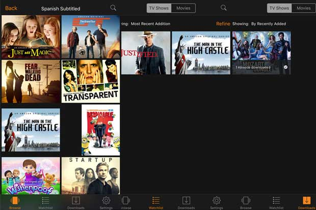Amazon Prime Video llega al país para competir con Netflix
