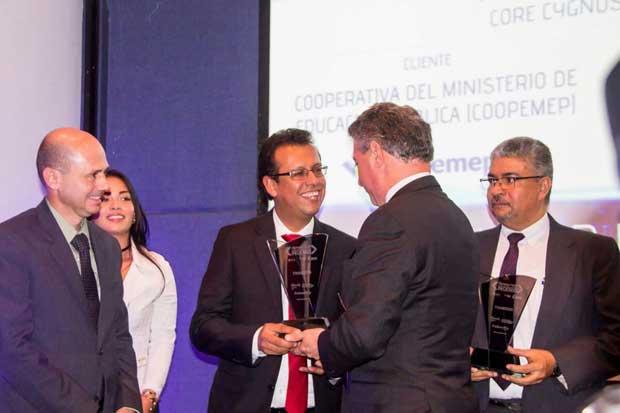 Cygnus Solidario ganó premio internacional en software