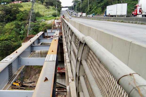 Carretera General Cañas tendrá cierre hacia San José mañana