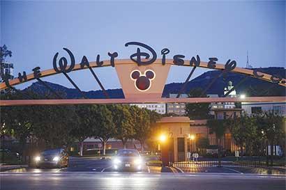 Disney invitaría otros estudios a servicio digital de películas