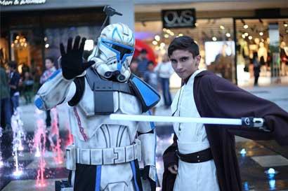 Fanáticos de Star Wars tendrán su festival en Avenida Escazú