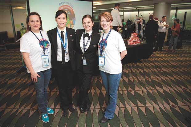 Copa Airlines cumplió el sueño de 200 niños