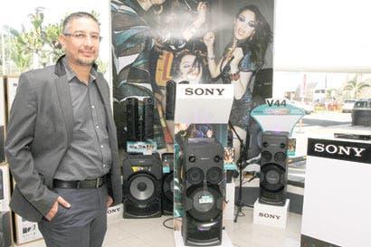 Sony incluye mejoras en sus sistemas de audio en casa