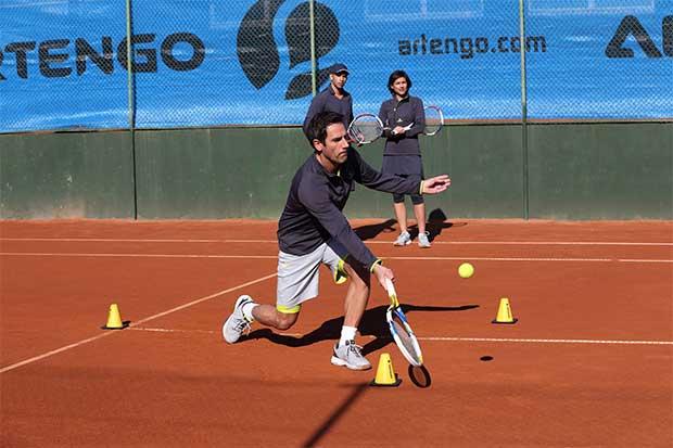 Jugar tenis reduce riesgo de muerte