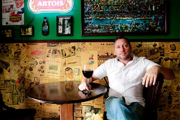 Aquí Es!: el sabor de Buenos Aires