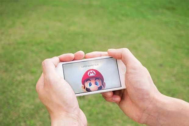Super Mario ya se podrá jugar desde el celular