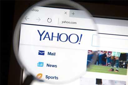 Yahoo pide a sus usuarios cambiar contraseñas
