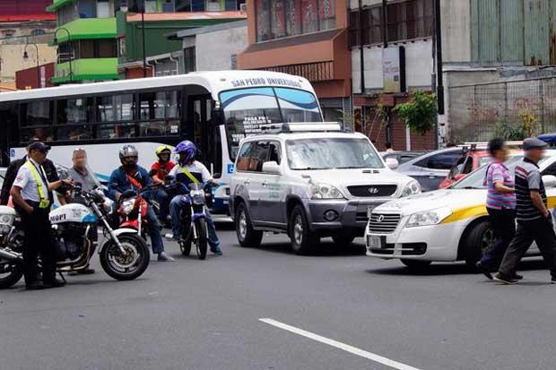 Restricción vehicular no aplicará entre 26 y 30 de diciembre