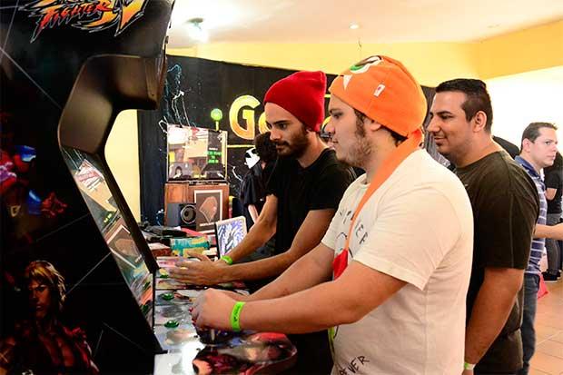Disfrute este fin de semana del Gamecon