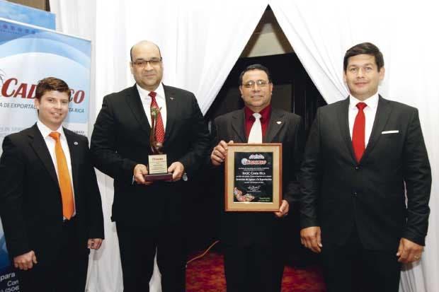 Premio Servicios Apoyo al Exportador:  BASC