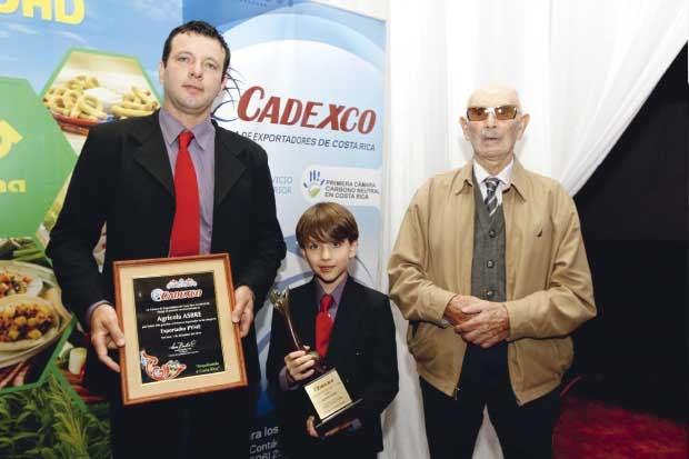 Premio al Exportador Pyme: Agrícola ASBRE