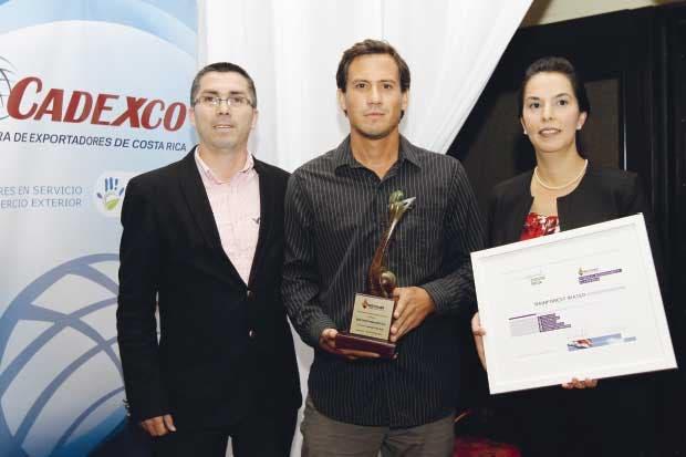 Premio Esencial Costa Rica:  Rainforest Water