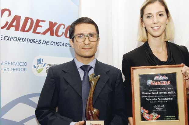 Premio Exportador Agroindustrial:  Kámuk Internacional