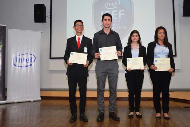 Cuatro ticos competirán en Feria de Ciencia y Tecnología internacional