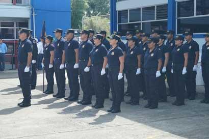 Migración destinó ¢361 millones a capacitación para Policía Profesional