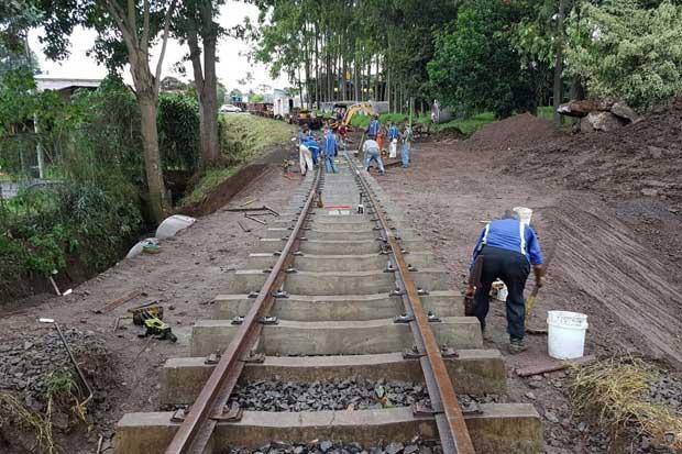 Servicio de tren hacia Cartago ya está habilitado