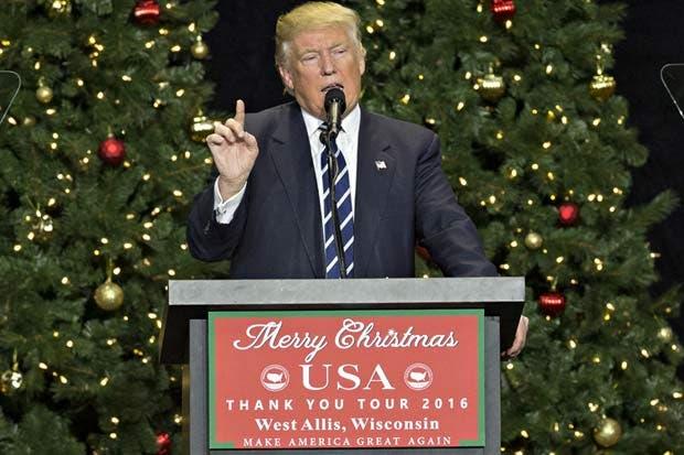 Donald Trump supone una amenaza para el orden mundial
