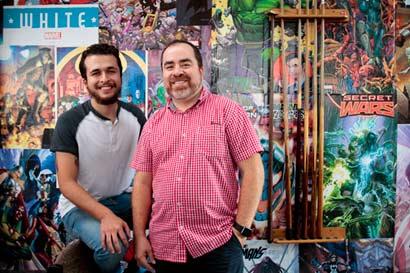 Casa Manga un espacio para amantes del entretenimiento