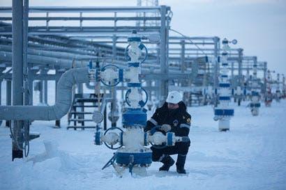 Gas y petróleo refuerzan presencia de Rusia en Oriente Medio