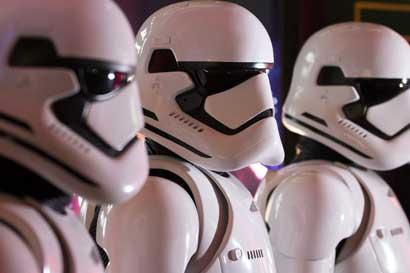 Disney reconstruye el universo de las Guerras de las Galaxias