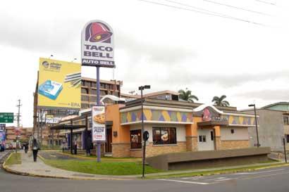 Taco Bell invertirá $1,5 millones en tres nuevos locales el próximo año