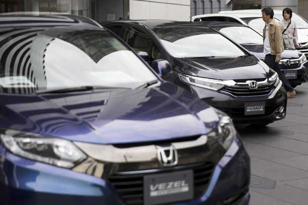 "Honda lanza autos ""gemelos"" en China"